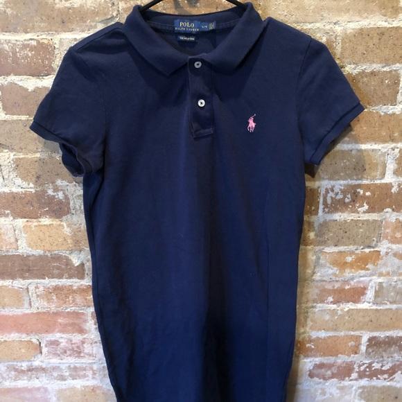 Polo by Ralph Lauren Tops - Navy Ralph Lauren Polo Shirt